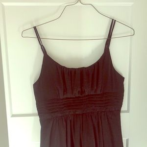 Black H&M Double Spaghetti Strap Dress